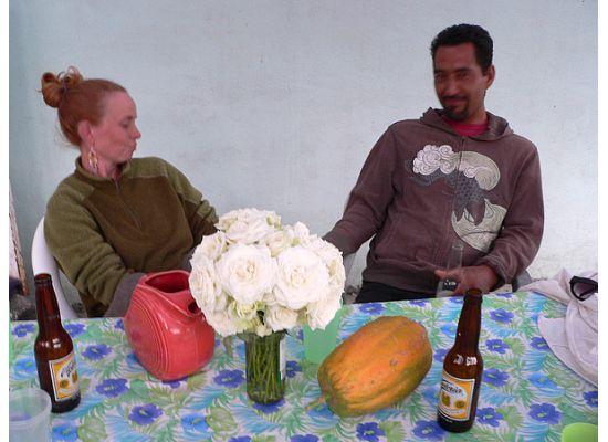 Abby and Felipe