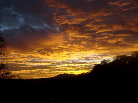 our sunrise