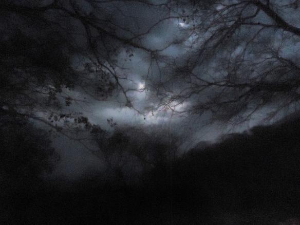 Full Moon Storm